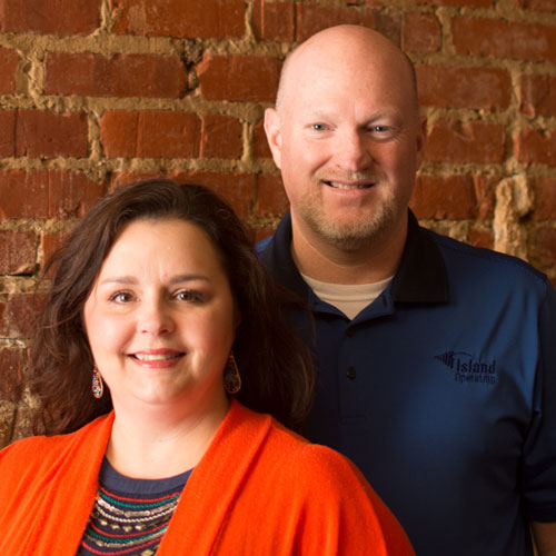 Earl & Trissa Stanley - Associate & Families Pastor at Freedom Life Church Downtown Lake Charles, LA
